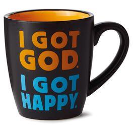 Got God Faith Ceramic Mug, , large
