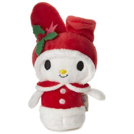 itty bittys® My Melody® Holiday Stuffed Animal Limited Edition, , large