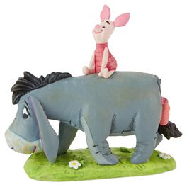 Eeyore and Piglet Figurine, , large