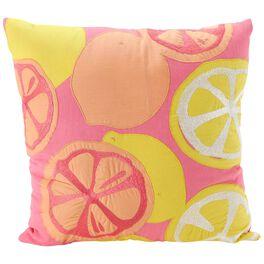 """Citrus Decorative Pillow, 16"""", , large"""