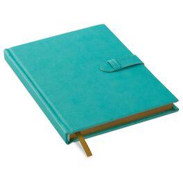 Mint Pleather Journal, , large
