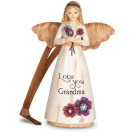 Grandma Angel Figurine Ornament, , large