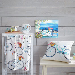 Cedar Cove Bicycle Decor Collection, , large