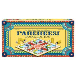 Parcheesi Royal Edition Game, , large