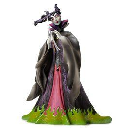 Sleeping Beauty's Maleficent Masquerade Figurine, , large