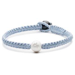 Lokai 2.0 Single Wrap Ice Blue Bracelet, , large