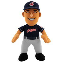 "Bleacher Creatures Cleveland Indians Michael Brantley Stuffed Doll, 10"", , large"
