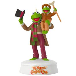 The Muppet Christmas Carol 25th Anniversary Sound Ornament, , large