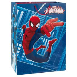 "SPIDER-MAN Jumbo Gift Bag, 20"", , large"