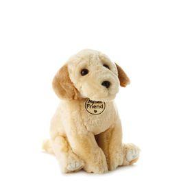 Yellow Hunting Dog Small Stuffed Animal, , large