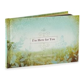 I'm Here for You Sympathy Gift Book, , large