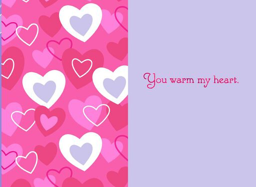Frozen itty bittys® Greetings Valentine's Day Card,