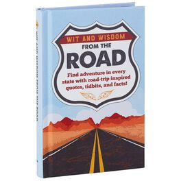 Wit and Wisdom From the Road Book, , large