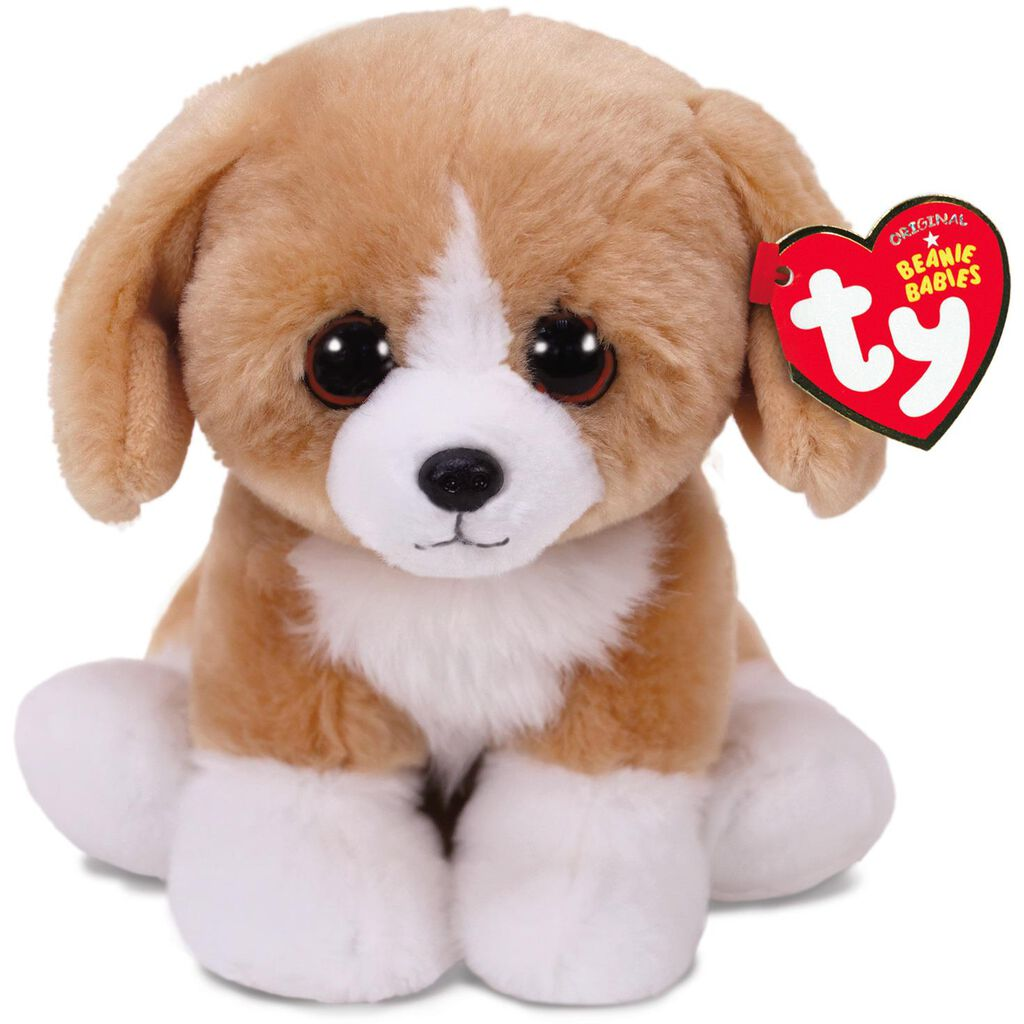 9f6ae55927c Ty® Beanie Babies Franklin Brown Dog Stuffed Animal