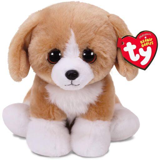 Devoted Golden Dog Small Stuffed Animal Classic Stuffed Animals