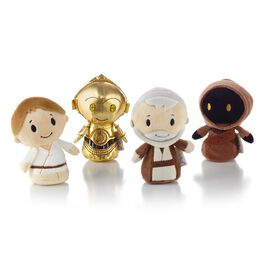 itty bittys® Star Wars Stuffed Animal Collector Set, , large