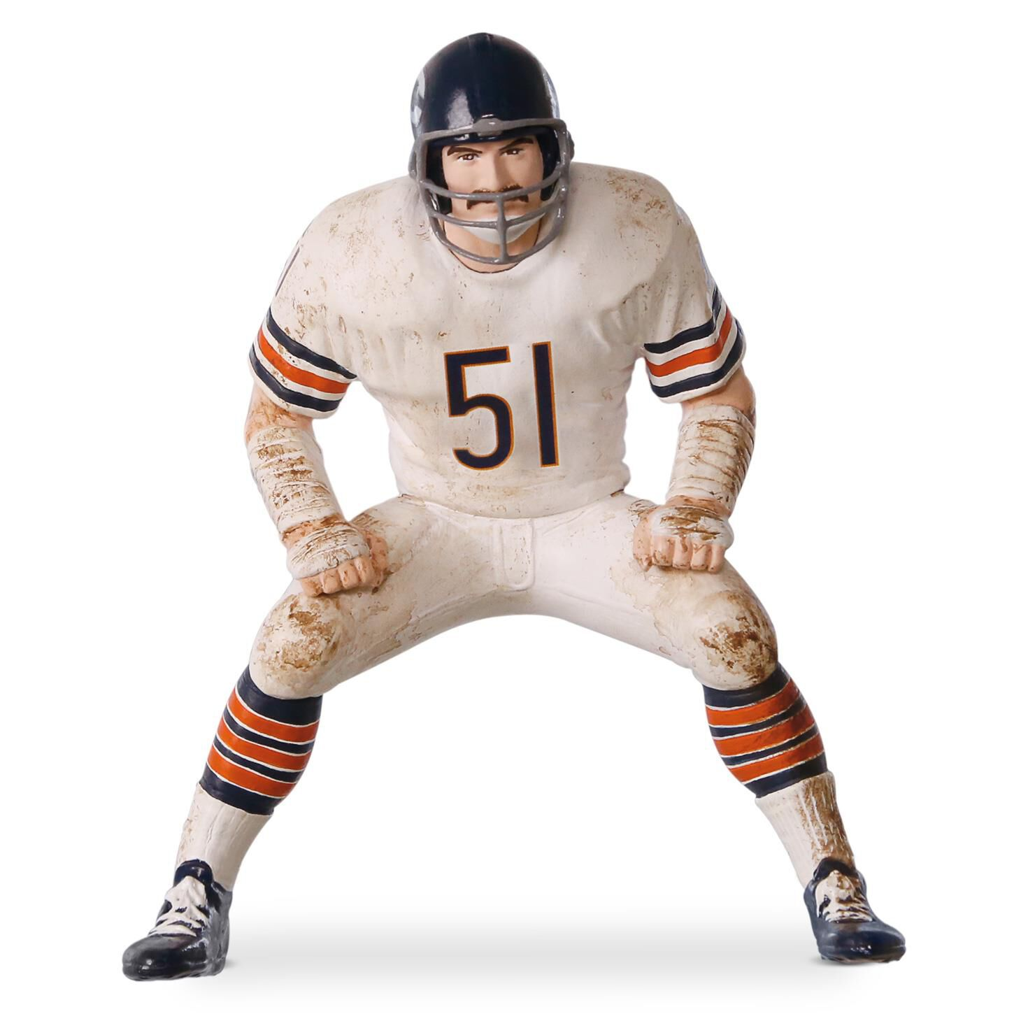 Football Legend Dick Butkus Chicago Bears Ornament - Keepsake ...