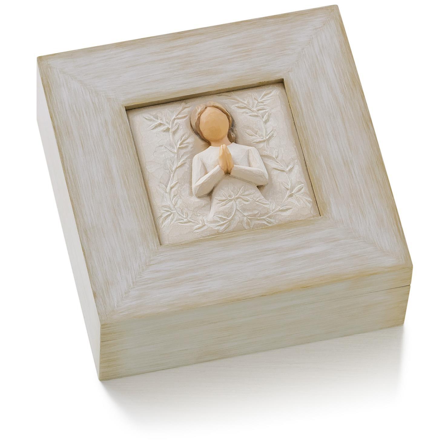 Willow Tree® A Tree, A Prayer Memory Box - Decorative Accessories ...