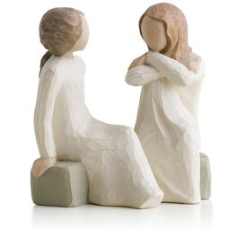 Willow Tree® Heart & Soul Sisters Figurine, , large
