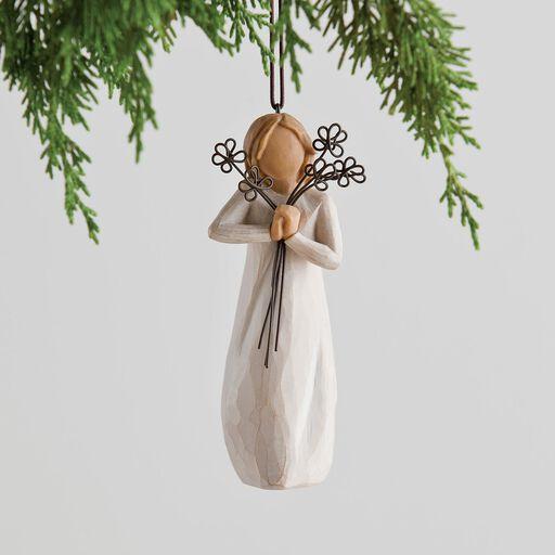 ... Willow Tree® Friendship Ornament, - Willow Tree Hallmark