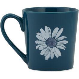 Life is Good® Daisy Watercolor Mug, 17 oz., , large