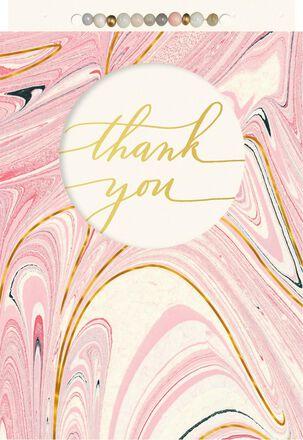 Wonderful Thank-You Card