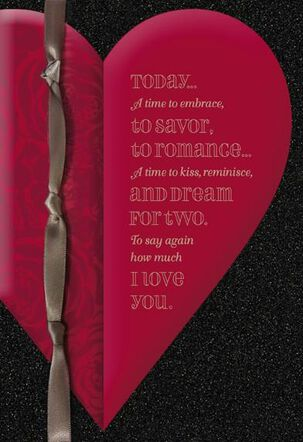 Forever You Valentine's Card