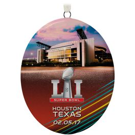 NFL Super Bowl LI Ornament, , large