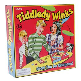Tiddledy Winks Game, , large