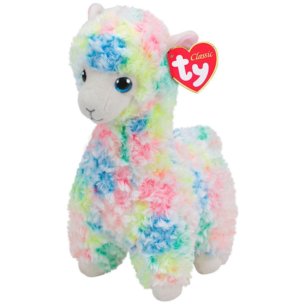 Ty Classic Medium Lola Llama Stuffed Animal 13 Classic Stuffed