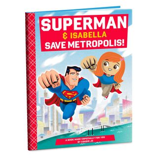 Superman™ Personalized Book,