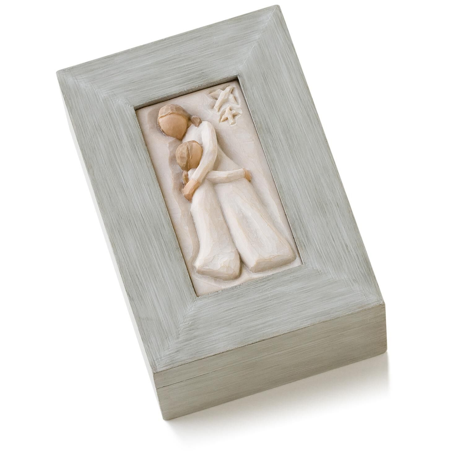 Willow Tree® Mother and Daughter Memory Box - Decorative Accessories - Hallmark  sc 1 st  Hallmark & Willow Tree® Mother and Daughter Memory Box - Decorative ... Aboutintivar.Com