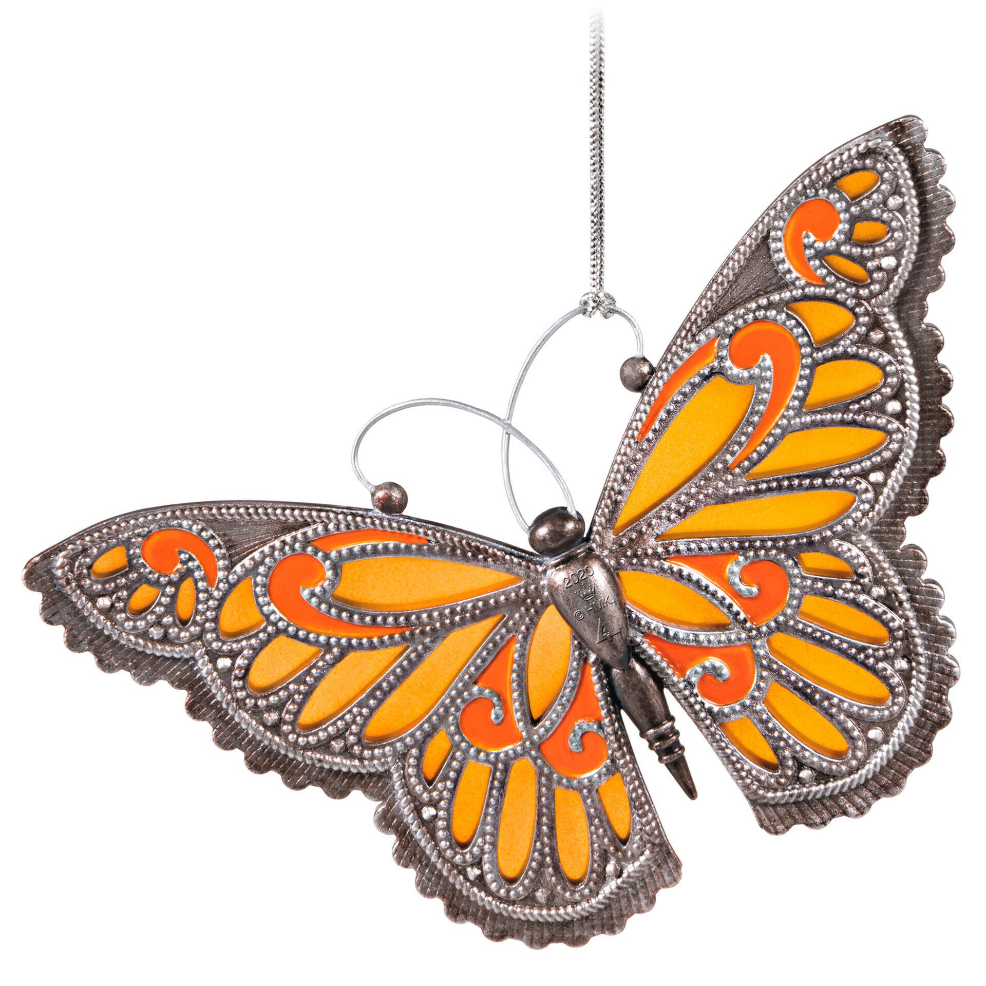 Hallmark 2020 Brilliant Butterflies series Ornament