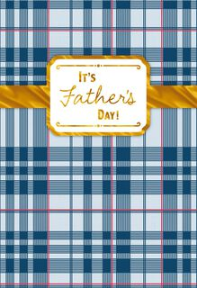 Smiles and Warm Memories Father's Day Card,