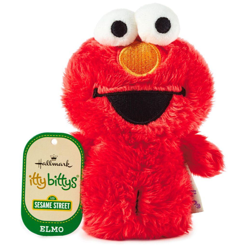 824635ffc1 itty bittys® Sesame Street® Elmo Stuffed Animal - itty bittys ...