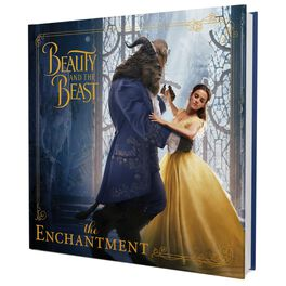 Beauty and the Beast: The Enchantment Book, , large
