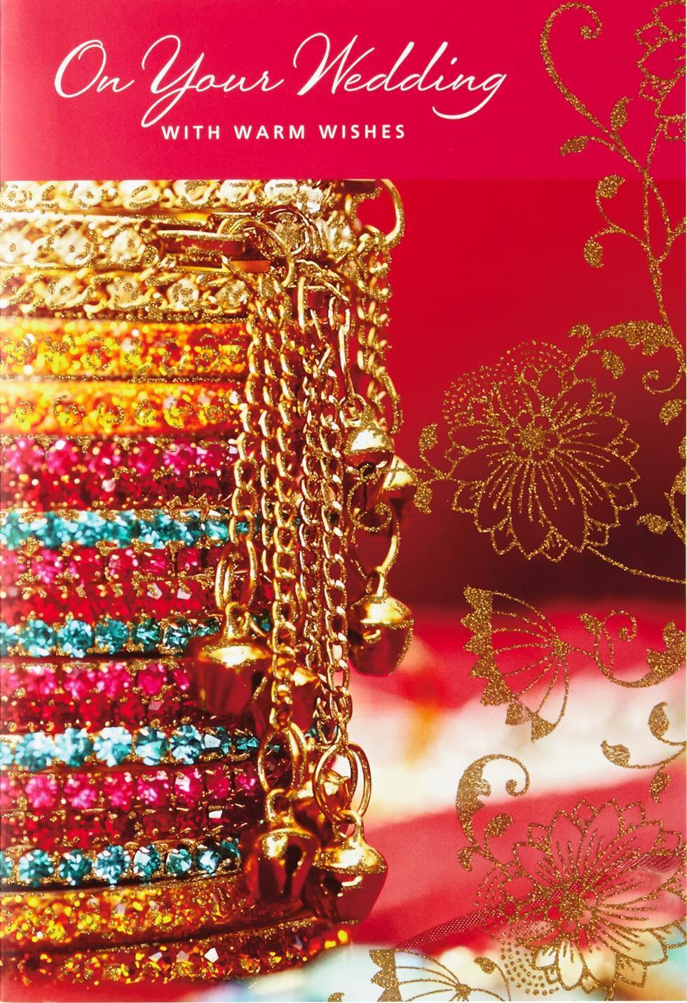 Warm Wishes Wedding Card Greeting Cards Hallmark