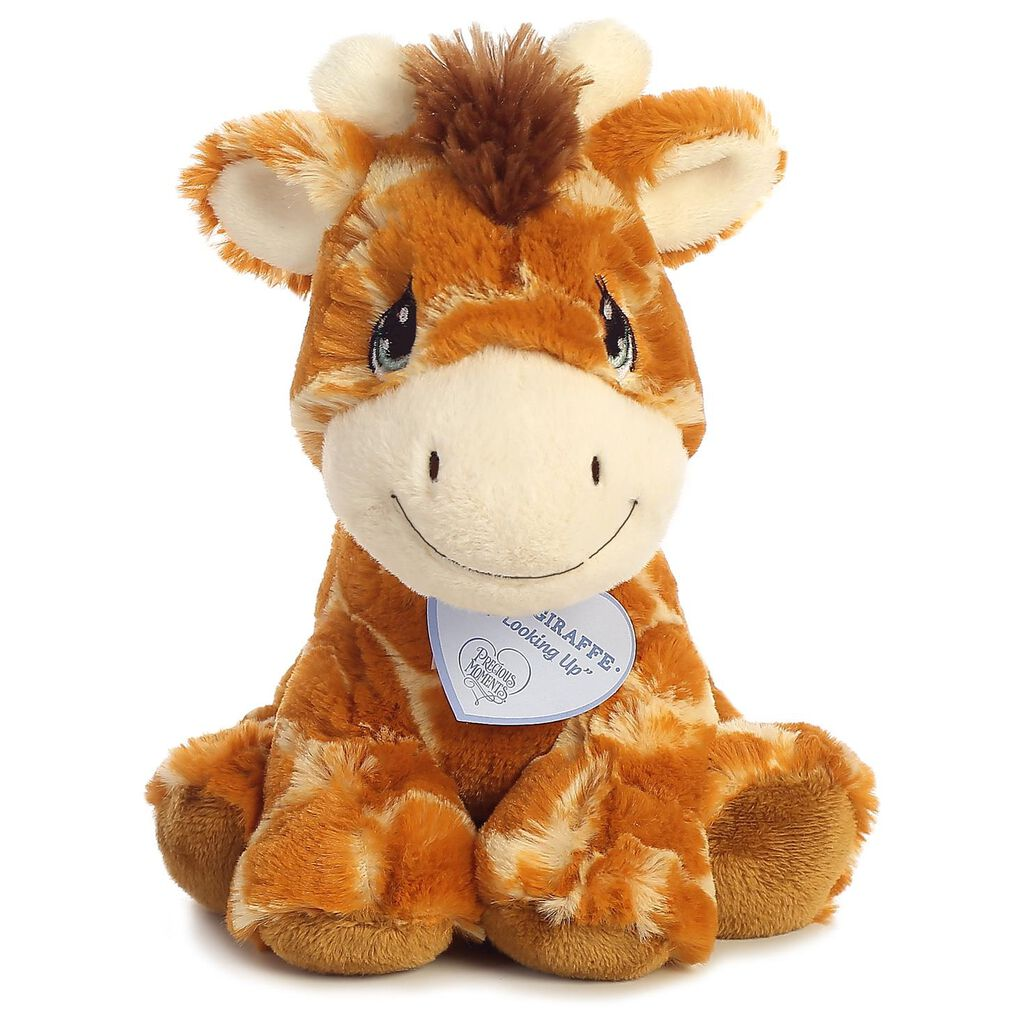 Precious Moments Keep Looking Up Raffie Giraffe Stuffed Animal