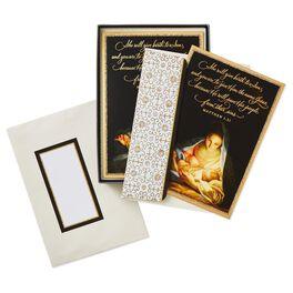 Celebration of the Savior Christmas Cards, Box of 16, , large