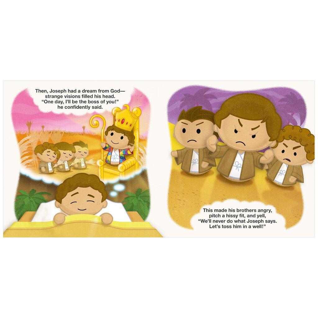 Dorable Joseph Coat Of Many Colors Preschool Lesson Images