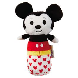 itty bittys® Mickey Mouse Baby Rattle, , large