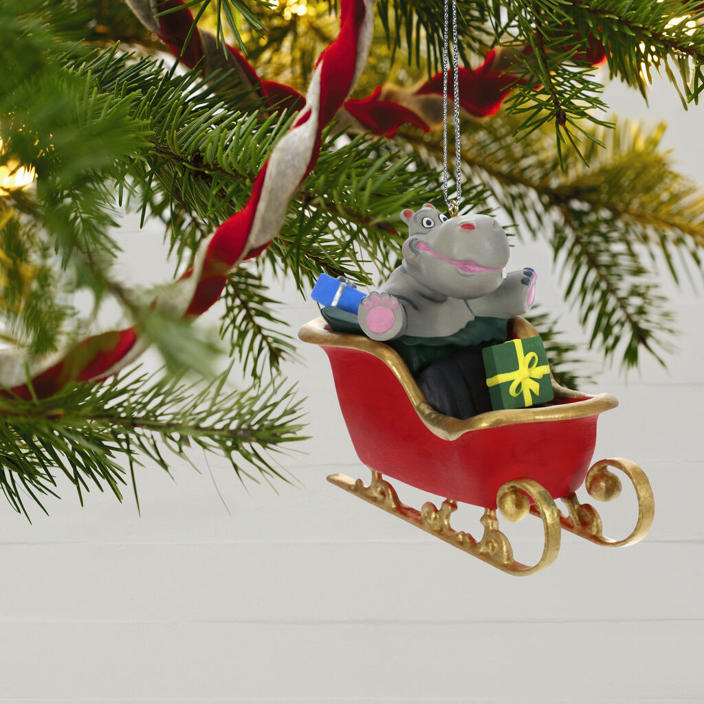 All I Want For Christmas Is A Hippopotamus Lyrics.I Want A Hippopotamus For Christmas Musical Ornament