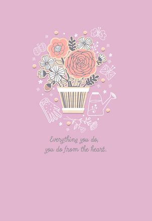 From the Heart Mother's Day Card
