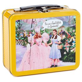 THE WIZARD OF OZ™ GLINDA THE GOOD WITCH™ Metal Lunch Box, , large