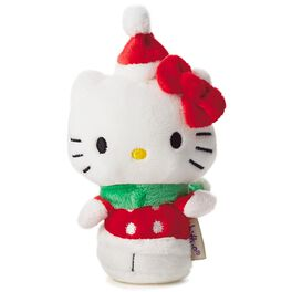 itty bittys® Hello Kitty® Holiday Stuffed Animal Limited Edition, , large