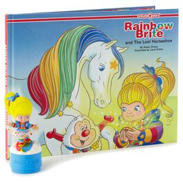 Rainbow Brite™ and the Lost Horseshoe ColorQuest Book, , large