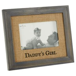 Daddy's Girl Picture Frame, 4x6, , large