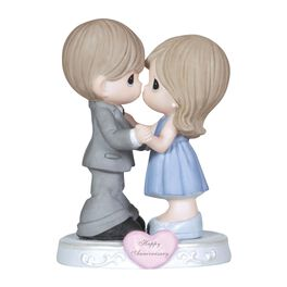 Precious Moments® Through The Years Wedding Anniversary Figurine, , large