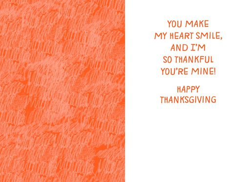 Pilgrim Puppies Thanksgiving Card for Grandparents,