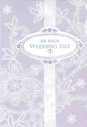 Never-Ending Wonder Wedding Card